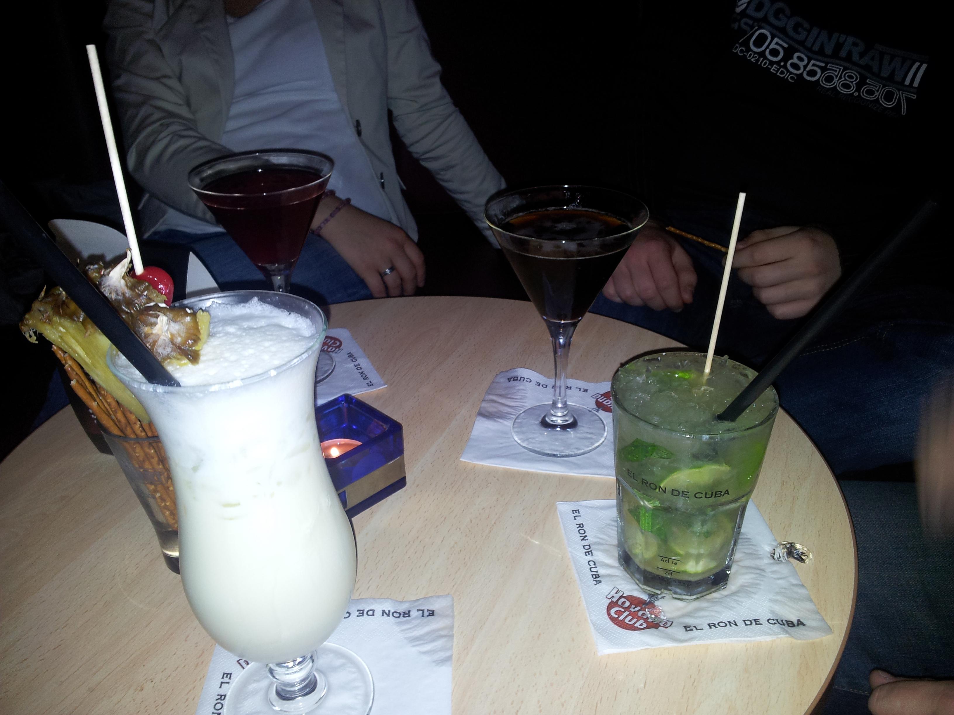 Heinrich Bar in Kiel – Mein Besuch vom 17.12.2011 | Kartoffelweg