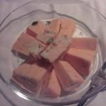 Tadsch Mahal Dessert Eis