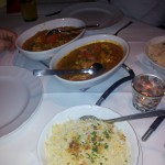 Tadsch Mahal Gerichte Speisen