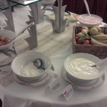 Damp Buffet Quark Obst