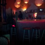 Tresen Barkeeper Space Bar